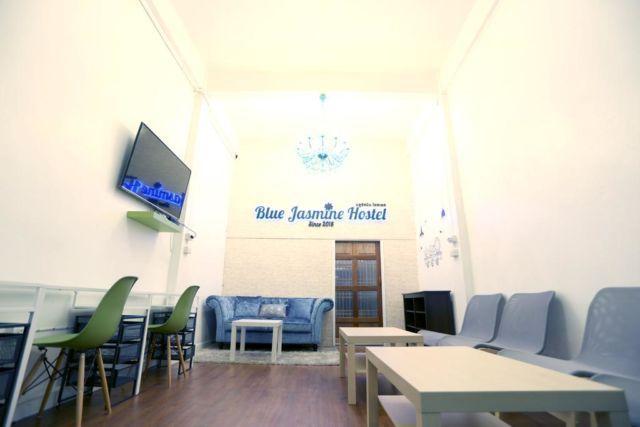 Blue Jasmine Hostel