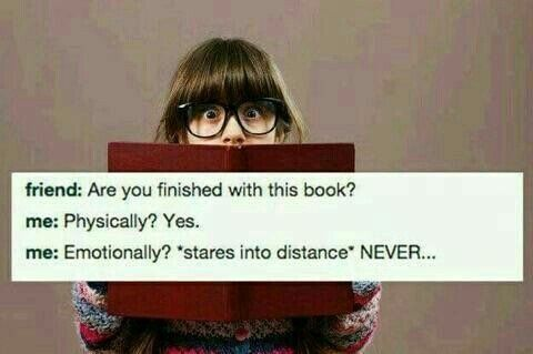 Books and emotional
