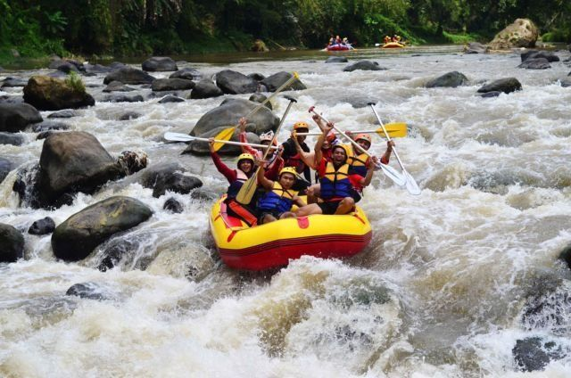 Jeram sungai Elo