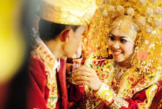 Pernikahan Minangkabau