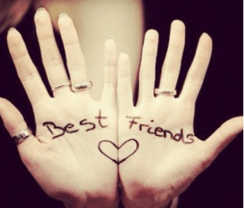 Teman dekat atau jauh sama saja