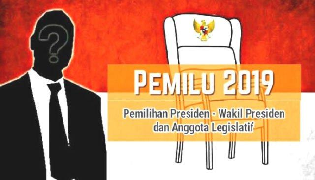 Menuju Pemilu Presiden dan Wakil Presiden (Pilpres) 2019. (Foto: Vote Indonesia)