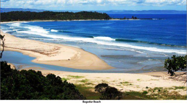 Pantai Bagedur Malingping
