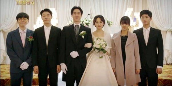 Yey, Bo Ra-Sun Woo Getting Married!