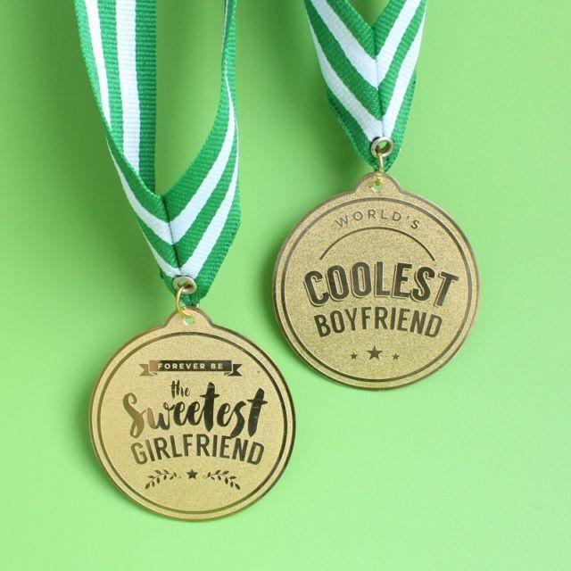medali langka