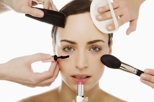 Make up ribet