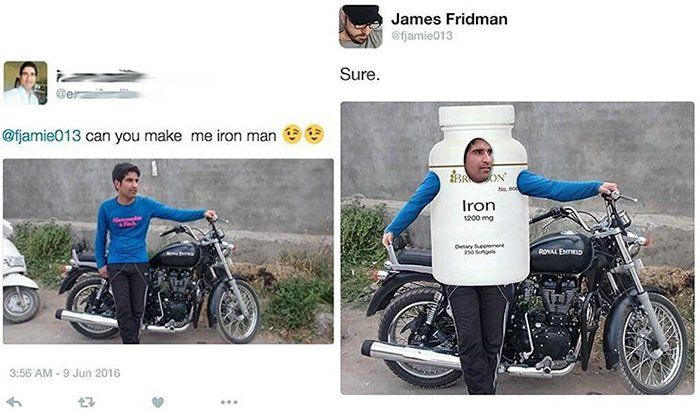 (((IRON MAN)))