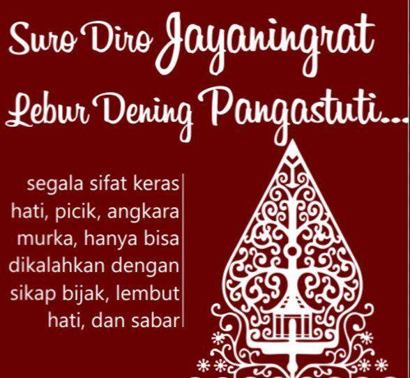 Suro Diyo Joyo Jayaningrat, Lebur Dening Pangastuti