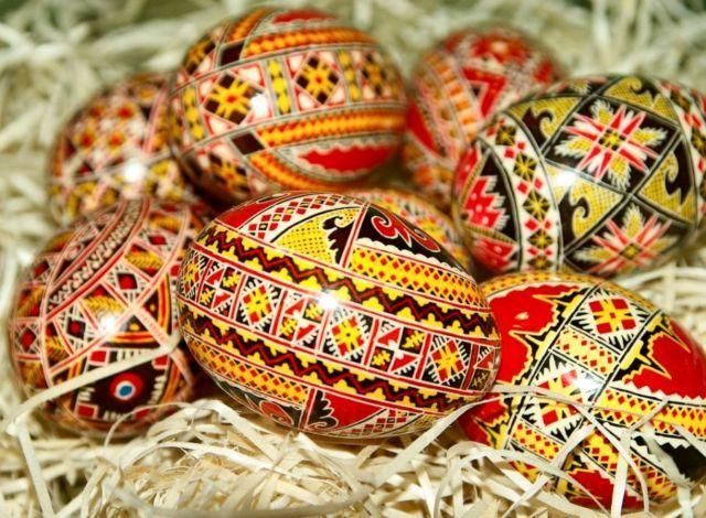 Telur cantik