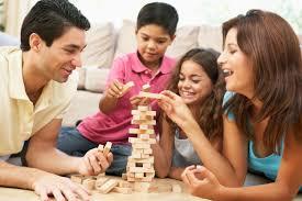 Keluarga yang bisa bikin nyaman dan tenteram