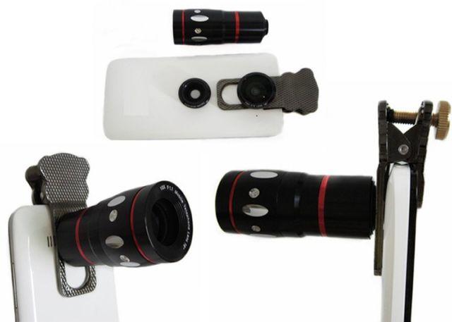 contoh lensa jepit eksternal