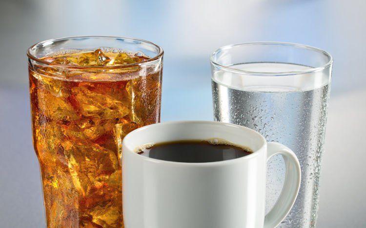 Hindari kafein, soda, kopi dan alkohol