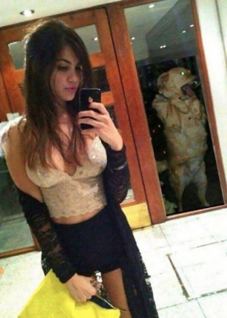 anjingnya kasihan