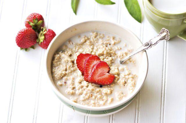 Oatmeal dan hipertensi