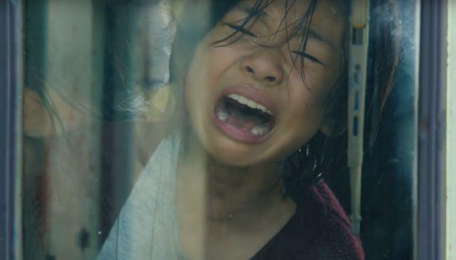 Soo-an menangis setelah pembicaraan terakhir dengan ayahnya