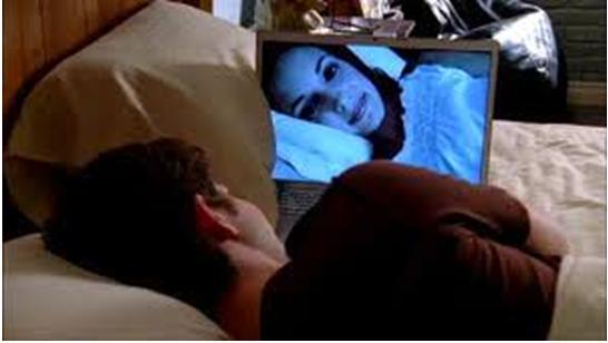 Skype-an sama pacar kamu