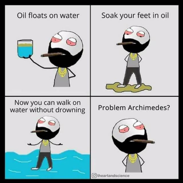 upper water