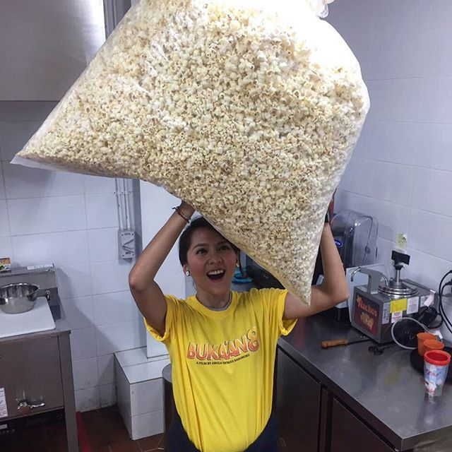 Popcorn jumbo
