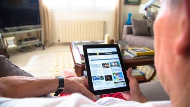 Banyaknya Berita Yang Bisa Dibaca Secara Online