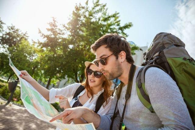 Kalau nggak ada tujuan ngapain traveling?