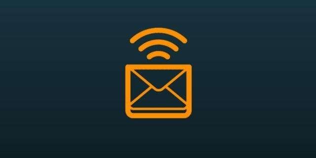 Ilustrasi email marketing