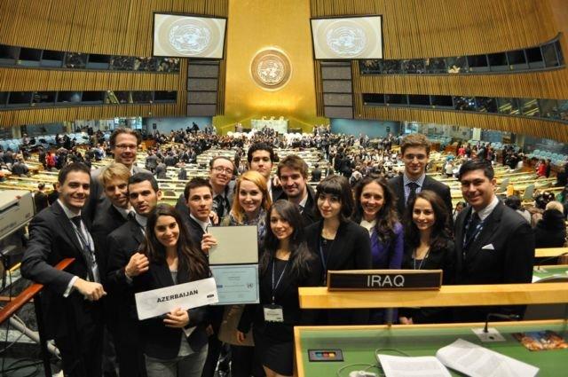 New York National Model United Nations