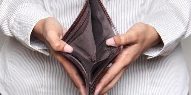 Kehabisan uang awal bulan