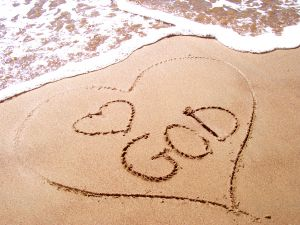 cinta Tuhan