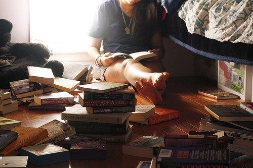 Yeay! Bukunya banyak!