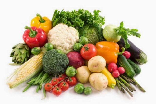 Sayuran mengandung asam folat