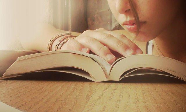 Wangi buku itu...