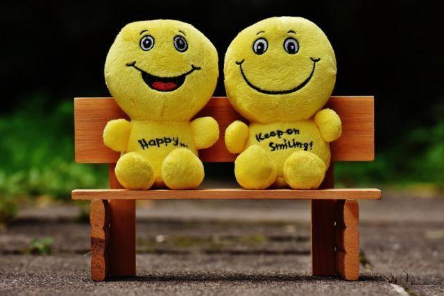 Murah senyum, yang bermanfaat bagi kesehatan