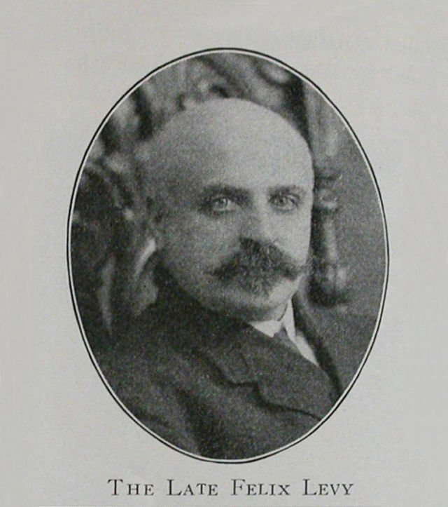 Maurice Levy, Penemu Lipstik