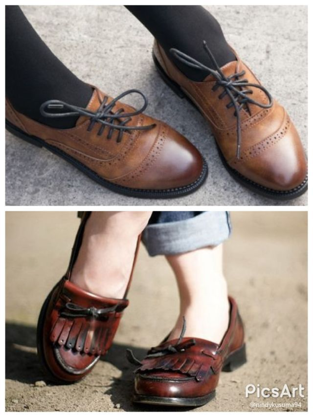 Oxford and Loafers