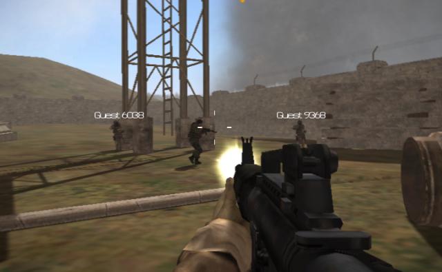 game menembak tidak menyebabkan tindakan kekerasan