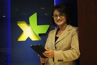 Dian Siswarini CEO XL Axiata