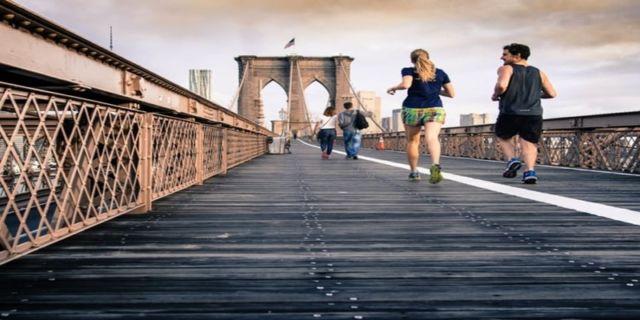 Berolahraga dengan Jogging