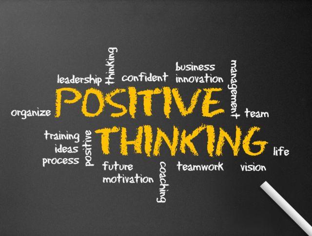 Positive thinking aja
