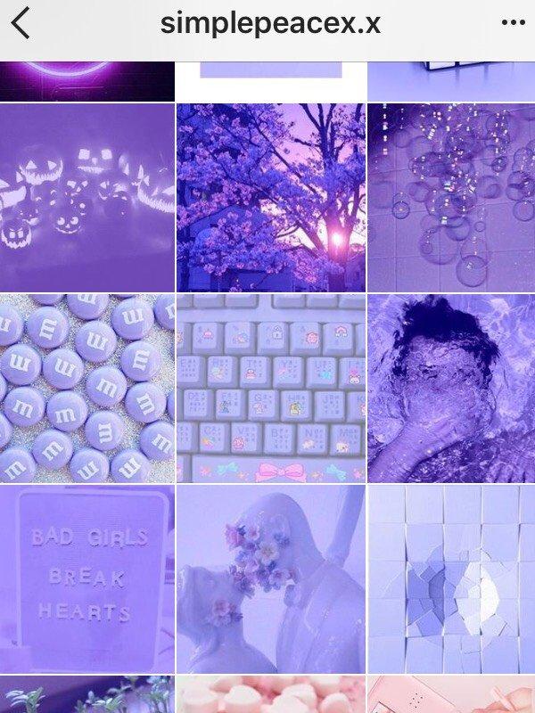 Semua warna ungu