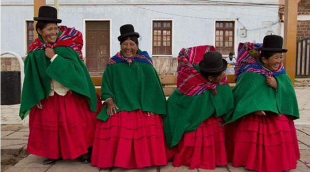 Penduduk Bolivia