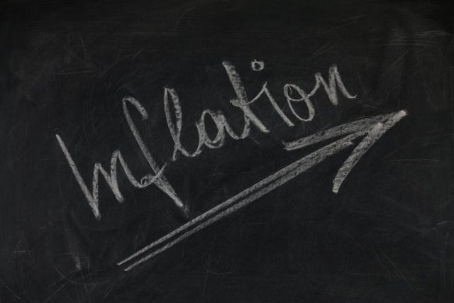 Inflasi Masih Tinggi Sob!