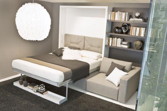 Kasur sekaligus sofa.. praktis dan fleksibel banget nih