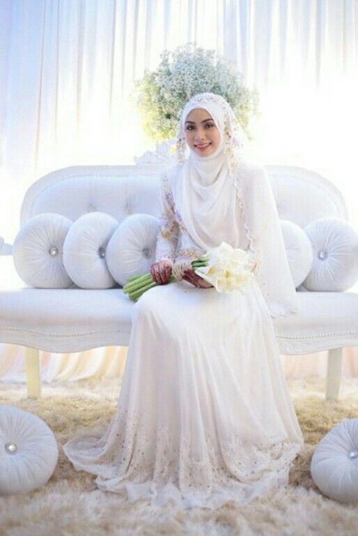Wedding Dress Syari The Royal Weddings