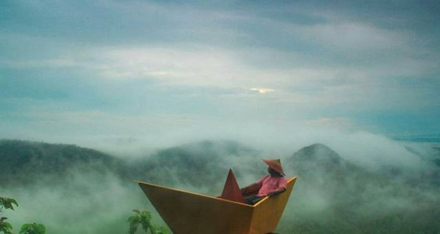 Spot Perahu Kertas Bukit Panguk Kediwung