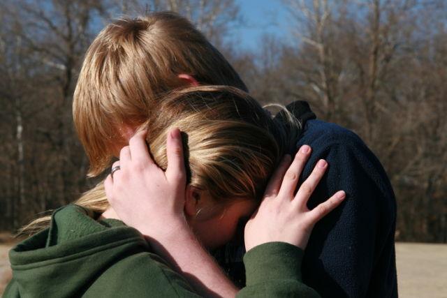 MF.-Seeking-Comfort-on-Her-Shoulders