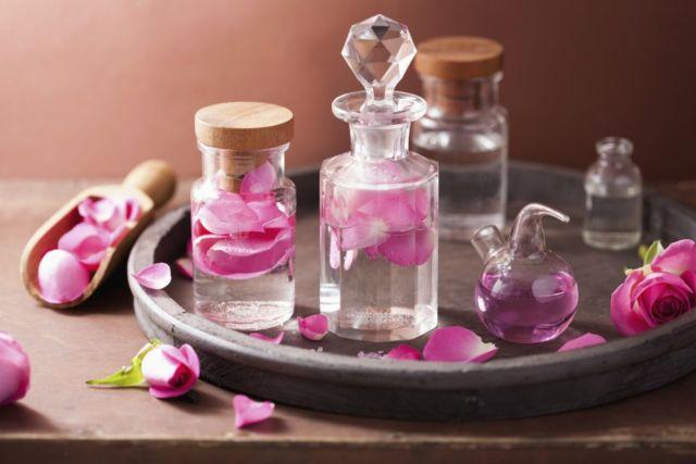 minyak dari bunga mawar