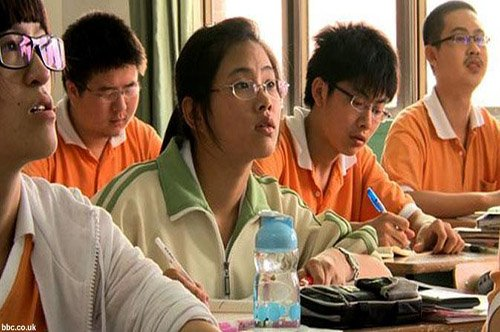 Pelajar di China