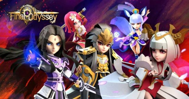 Final Odyssey RPG