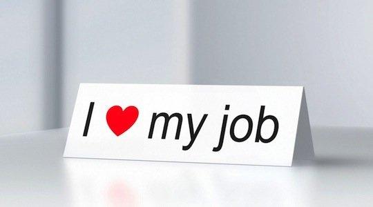 Cinta Terhadap Pekerjaan Sejalan Dengan Passion