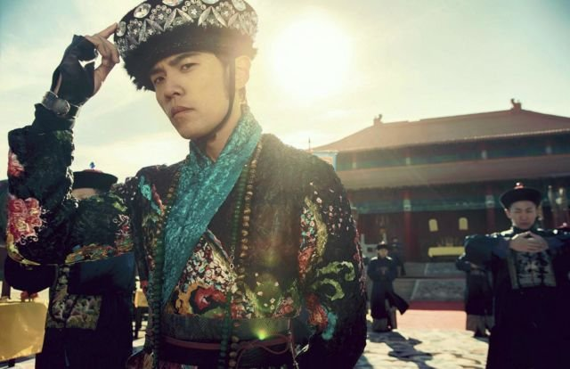 Penampilan Zhong Guo Feng ala Jay Chou